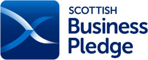 Scottish Business Pledge - Logo - Full RGB